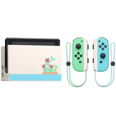 Nintendo Switch V2 Animal Crossing Limited Edition (használt)