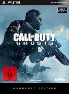 Call of Duty Ghosts Hardened Edition Steelbook, új